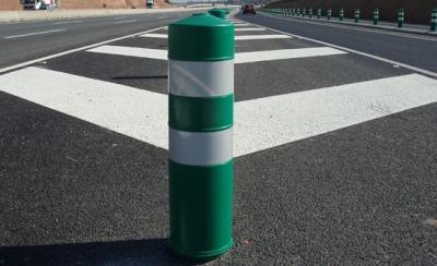 Road safety | Bollards system