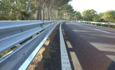 Road safety | Safety barrier