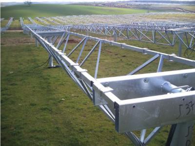 Photovoltaic solar installation | Solar plants