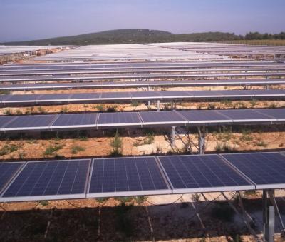 Énergies renouvelables | Travaux réalisés en Europa