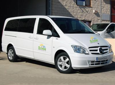 Ressources | Fourgonnette Mercedes-Benz Vito
